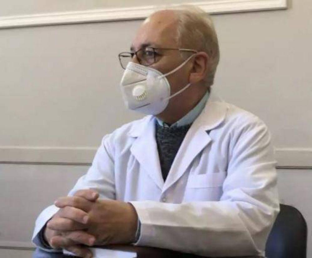 """""""Saladillo está en primer nivel de ocupación de camas en la provincia"""", afirma Jury, sobre la saturación del 100% en el Hospital Posadas"""