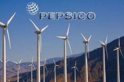 PepsiCo apuesta a abastecerse en un 100% de energías renovables a nivel mundial