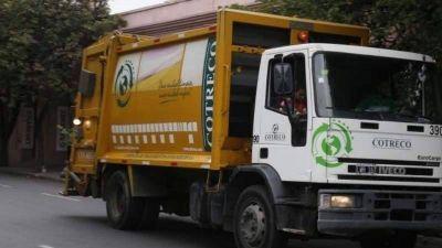 Este lunes no habrá recolección domiciliaria de residuos