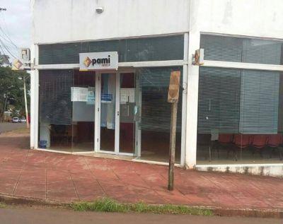 Desvincularon a la delegada de PAMI en Iguazú y cerraron la oficina