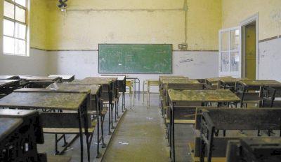 En La Plata, más del 5% de niños y adolescentes en edad escolar están fuera del sistema educativo