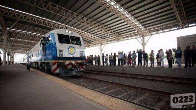 Mar del Plata tendrá cinco frecuencias diarias de trenes en la temporada