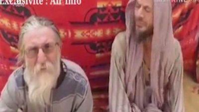 Liberado en Mali el padre Maccalli secuestrado hace dos años. Junto a él otros tres rehenes