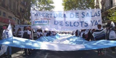 El sindicato APHARA pidió la reapertura de las salas slot del Hipódromo de Palermo