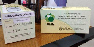 Con 50 voluntarios, inició la prueba en Misiones del uso de Ivermectina como profilaxis para el coronavirus