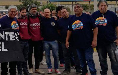 """Victorio Pirillo: """"Los trabajadores merecen sueldos dignos más que aplausos"""""""