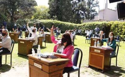 El Concejo Deliberante sesionó en La Colonial