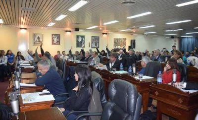 Sesión del HCD: cuestionamientos de la oposición ante los hechos de inseguridad y las tomas