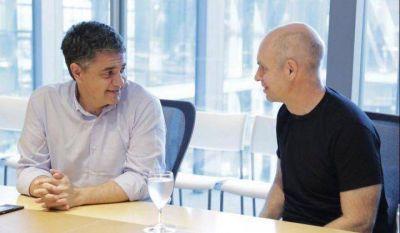 Larreta y Vidal animaron un almuerzo con intendentes para planificar la política en el conurbano