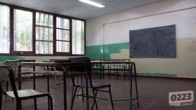 El Municipio descarta que puedan volver las clases presenciales en Mar del Plata