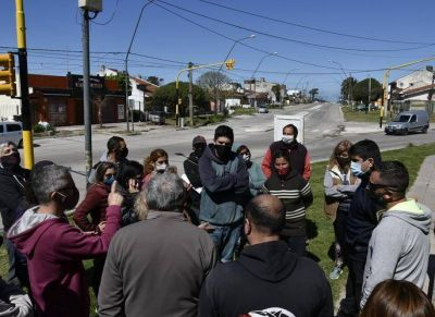 """Vecinos de la zona del Faro afirman que están a """"la buena de Dios"""" y que la delincuencia manda en las calles"""