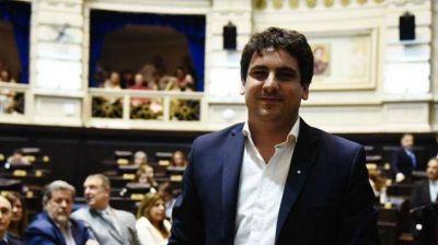 """Juan Miguel Gómez Parodi: """"La oposición marcha bajo consignas poco claras con tal de debilitar al gobierno"""""""