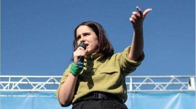 Ofelia Fernández está entre los diez líderes de la próxima generación, según la revista Time
