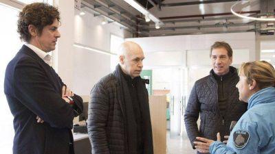 """Martín Lousteau: """"La agenda pública de la Argentina está trabada por el encono de dos dirigentes entre sí"""""""