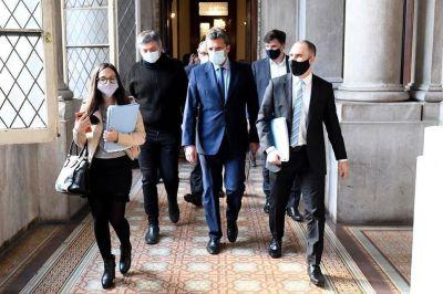 Diputados frenó la reforma judicial a la espera de señales de la Corte Suprema