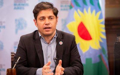 Kicillof ratificó clases presenciales en 24 municipios bonaerenses como