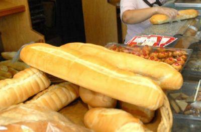 Ya se vende el kilo de pan a $150 en Mar del Plata por el aumento de la harina