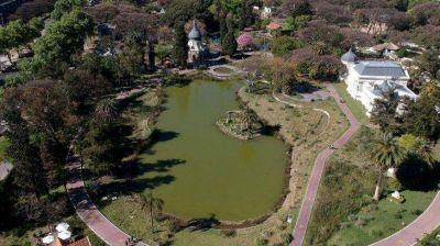 Reabrió el Ecoparque porteño: hubo límite de visitantes y toma de temperatura en el ingreso
