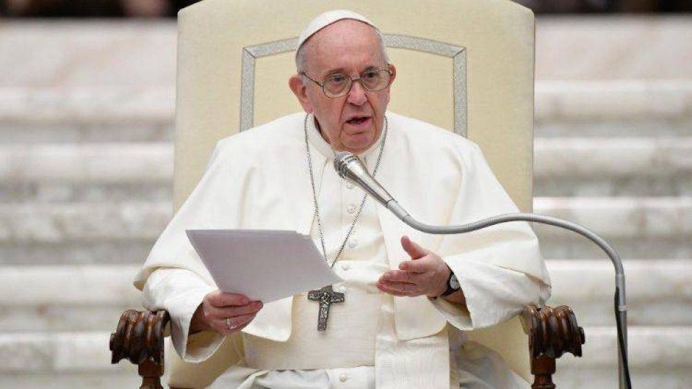 El Papa sobre la crisis climática: elegir antes de que sea demasiado tarde