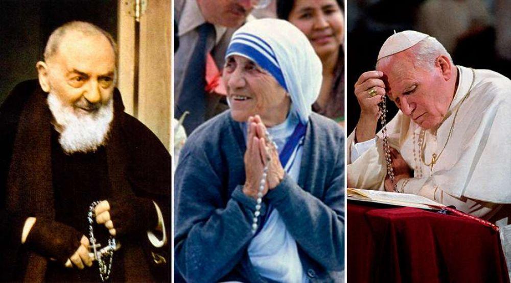 20 frases de santos y beatos que te harán amar más el Santo Rosario
