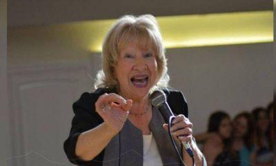 Falleció la pastora Mirta Bonis de Soto quien lideró Mujeres Argentinas Cristianas en Acción