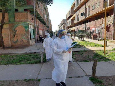 Expansión de casos de COVID-19 en La Pampa: Mirá localidad por localidad
