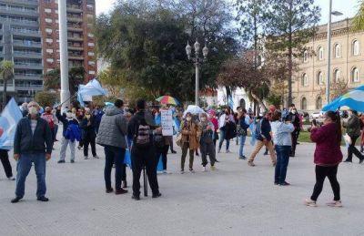Nueva marcha en oposición al gobierno, que también tendrá su movilización en Santa Fe