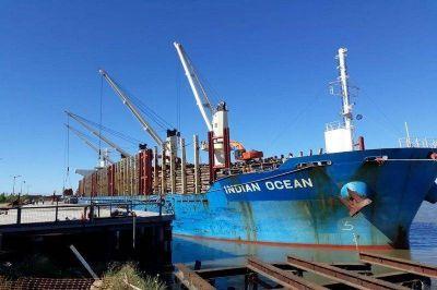 Los puertos entrerrianos suman fibra óptica