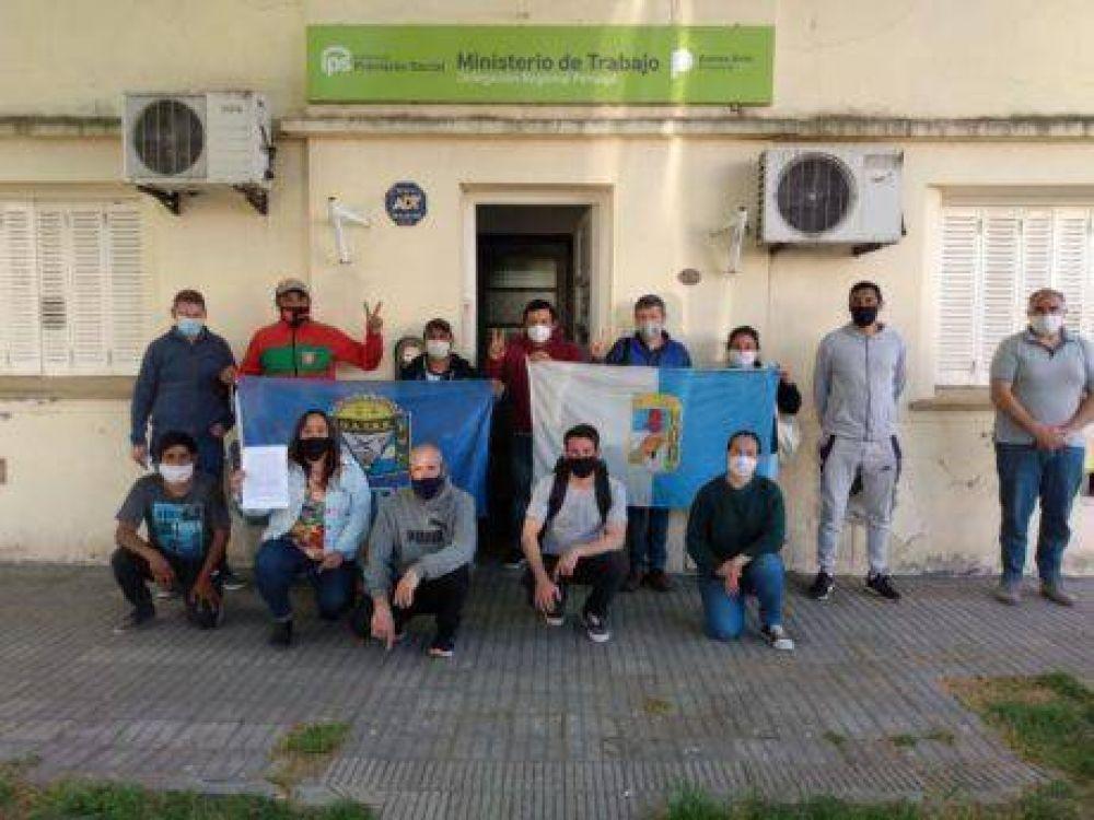 UATRE logró que ADECOAGRO reincorpore a los trabajadores cesanteados en Pehuajó