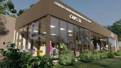 San Fernando: el intendente anunció la construcción de un nuevo Centro de Salud