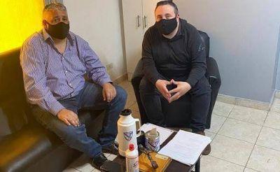 Denuchi y Mansilla, contra la pandemia