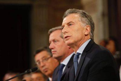 Mauricio Macri, sobre Cristina Fernández de Kirchner: