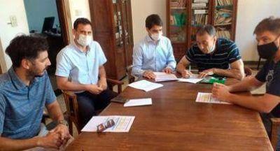 Acuerdo salarial entre la UTTA y el Jockey Club de Rafaela