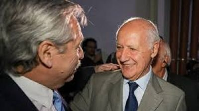 Contundente respaldo de Lavagna a Alberto Fernández y Cristina Kirchner