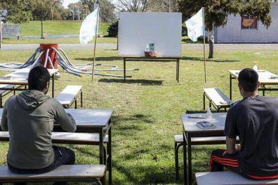 Clases presenciales en CABA: el gobierno porteño aún no informó a los docentes cómo implementará la vuelta a las aulas