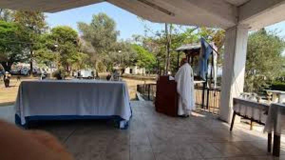 El obispo de Jujuy a las madres: No pierdan la tradición de transmitir la fe