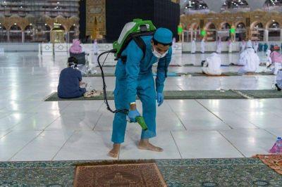 Coronavirus: hasta 250 mil peregrinos autorizados a la Umrah a partir del 18 de octubre