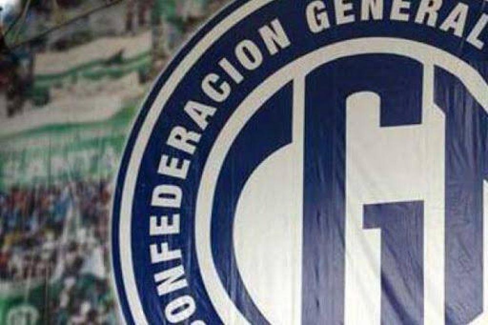CGT expresó «consternación» por las declaraciones de Gugliemi y Chapperón