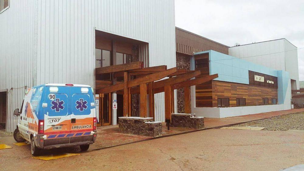 Gobierno contrató 12 enfermeros para garantizar la atención en el hospital de campaña de Ushuaia