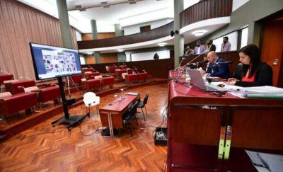 Quedó aprobado el endeudamiento por 5 mil millones con Nación
