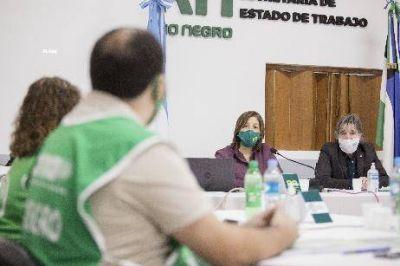 Convenio Colectivo: Se creará una mesa especial para estudiar la situación del personal de Salud