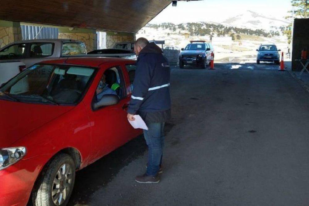 Más rionegrinos varados en Chile podrán volver al país