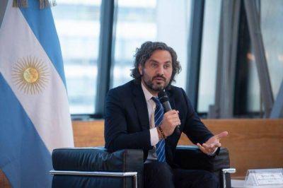 Plan Federal de Cultura: Cafiero anunció una inversión de $2.000 millones