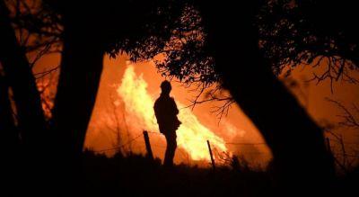 Récord absoluto: en 2020 ya se quemaron unas 300 mil hectáreas en Córdoba