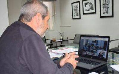 Coronavirus en Laprida: El Intendente Pablo Torres retoma sus actividades tras estar dos semanas en aislamiento