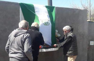 Villa Rosa inauguró el Santuario de la Virgen de Santa Rosa