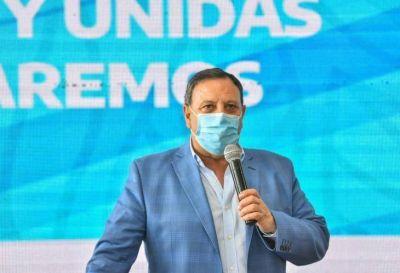 Ricardo Quintela fue electo presidente del PJ en el período 2020-2024