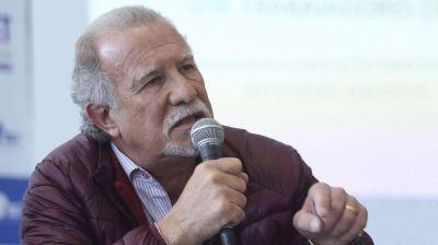 """Plaini y la marcha opositora: """"Creemos que hay actitudes desestabilizantes. No hay dudas"""""""
