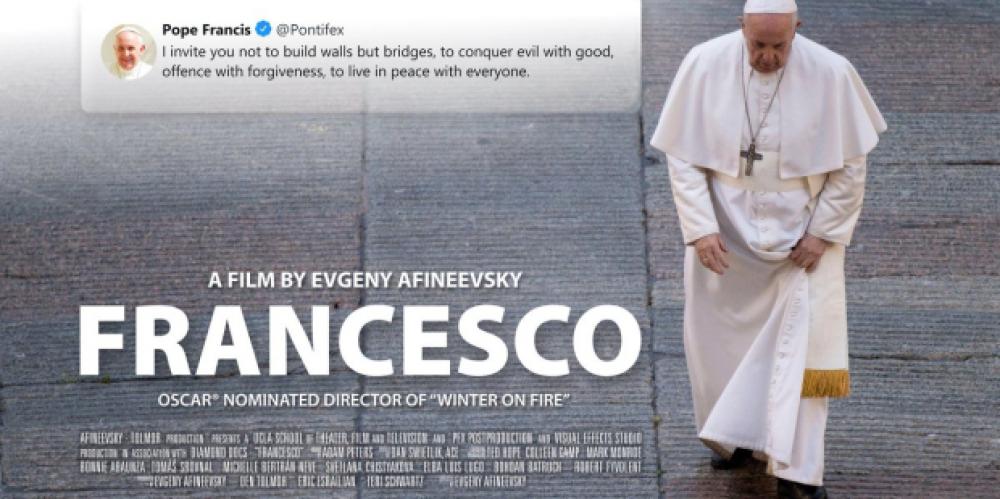 Se estrena un nuevo documental del Papa que habla sobre la pandemia