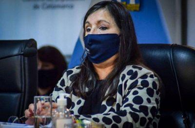 Cecilia Guerrero salió a cruzar a Tiago Puente por la falta de quórum en Diputados